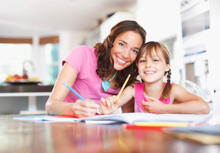 Support your child with homework