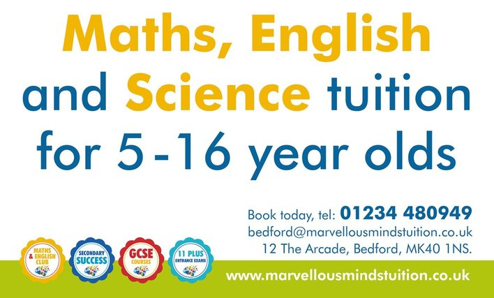 Private Tuition Bedford